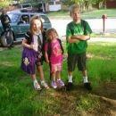 Rana J. (Mcgrew) Sanders children