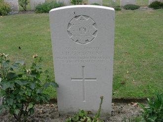 James Henry Goldstone gravesite