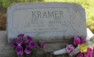 Martha & George Kramer Gravesite