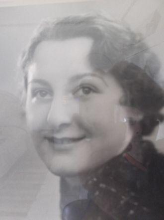 Gladys Olga Stevenson