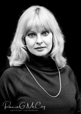 Actress Joy Garrett, 1978