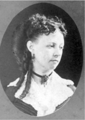 Janie Frances Black, 1881