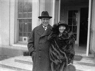 Wm. Randolph Hearst, 1923
