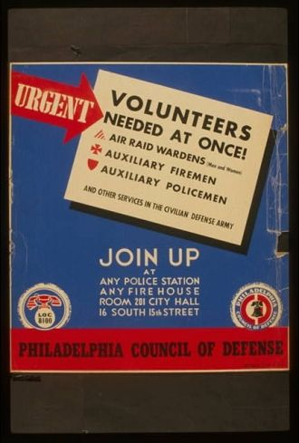 Urgent - volunteers needed at once!