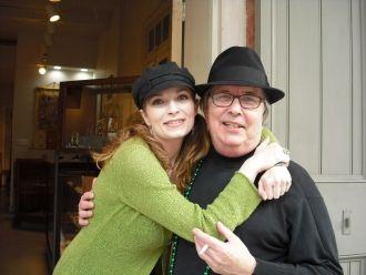 Joe Hensley & Friend