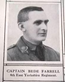 Bede  Farrell