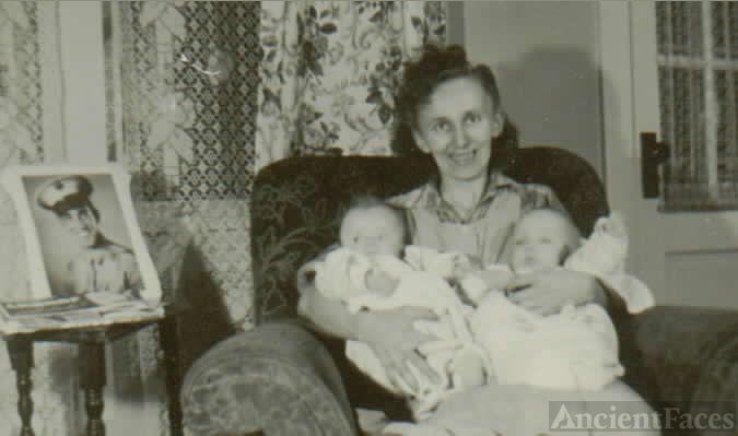 Minka and children