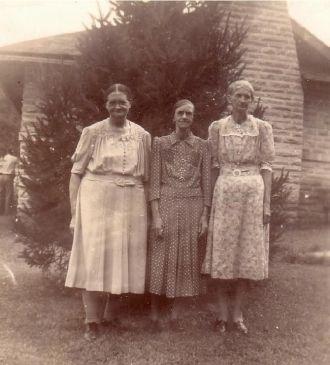 "A photo of Mary Alice ""Molly"" Gardner"