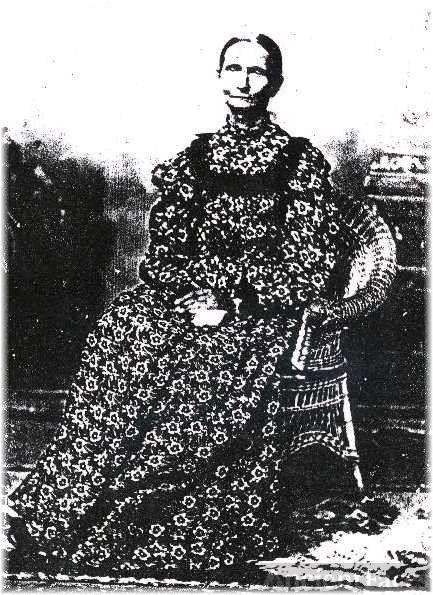 Mary Hardin Burkitt