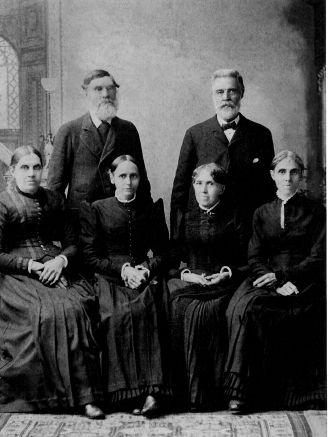 Howard Siblings, NH 1895
