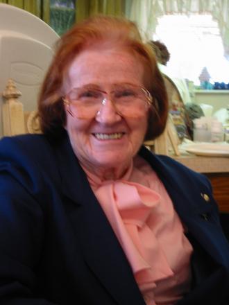 Frances Catherine Reburn