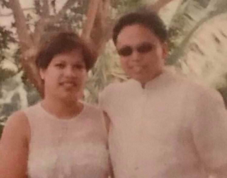 A VISIT TO THE LARAZABAL FAMILY AT ORMOC,, LEYTE