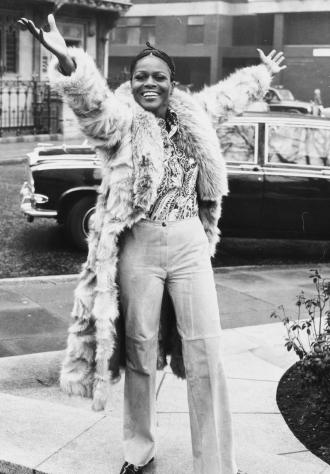 A photo of Cicely Tyson