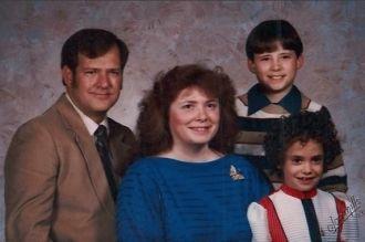 Henry Brucker, Jr. and Family