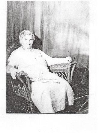 Dora Ann McKinley Aaron