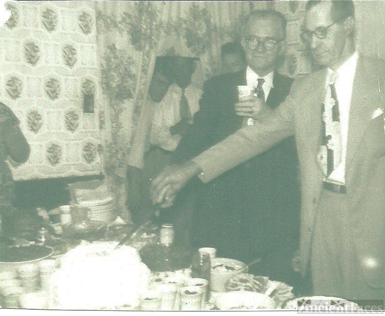 Richard Talley & Harvey Mann, Kentucky 1952