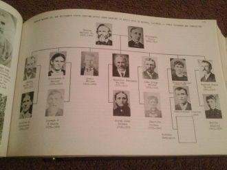 Henson Walker Jr. & Elizabeth Foutz Descendants