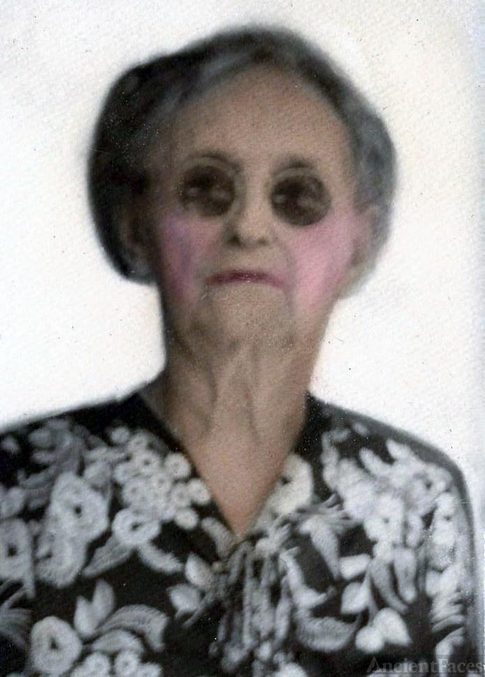 """Martha Jane """"Jennie"""" Louthan"""