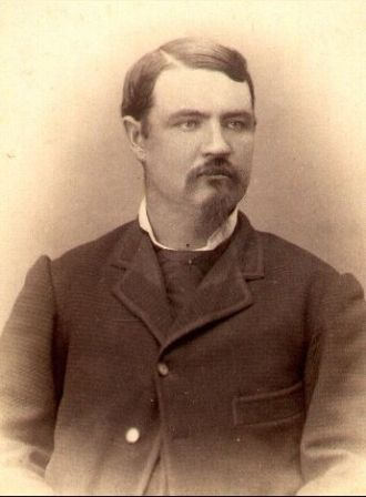 A photo of Joel Alfred Terrell