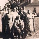Amos Manford James & Family