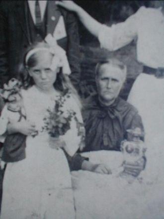 A photo of Nancy Elizabeth (Lewis) Gilliam