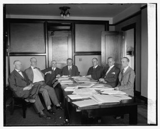 Committee on transfer of Bu. of Mines to Dept. of...
