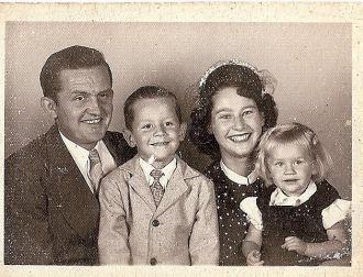 Harvey Boldt family