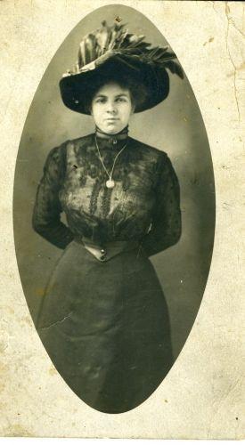 A photo of Maggie Willard McGregor
