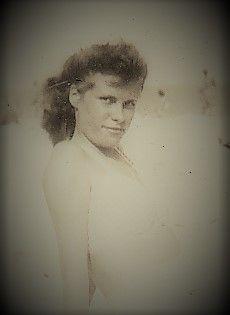 A photo of Jenniemae (Halsall) Miller