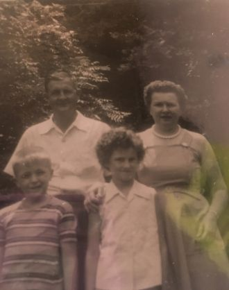 Marlin Fisher's family