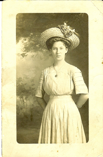 A photo of Ruth  Mary (Mertens) Higgerson