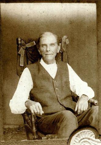 Thomas Gilmore of Cherokee Co., Tx.