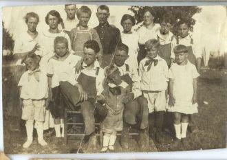 Jerome Winslow's family
