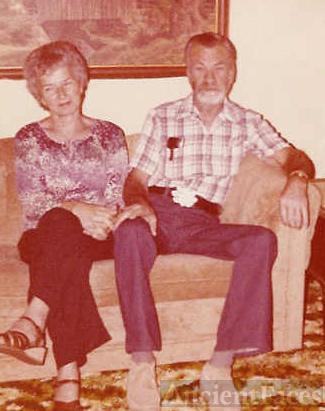 Ruth and Roy Lay