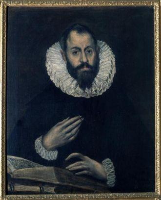Unnamed Herrera Man, 1600's