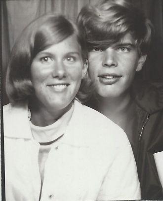 David Critchfield  & Kathy (Kroetch) Pinna