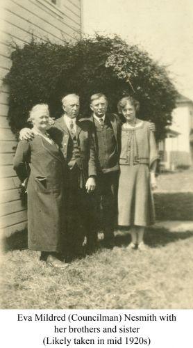 Eva Nesmith & siblings