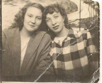 Florene McGowen Walker & Mary Sherrill