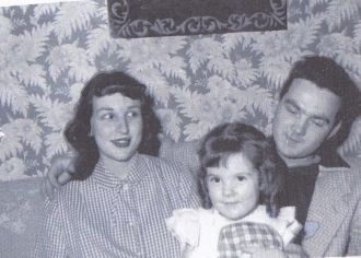 Harry Jerome Berberich and family