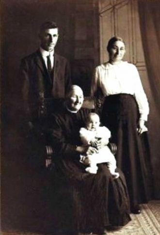 Anna M. Sühler Wild family