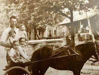 Floyd Fambrough Family