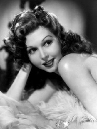 A photo of Ann Miller