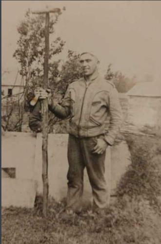 A photo of Mack Stawnychka