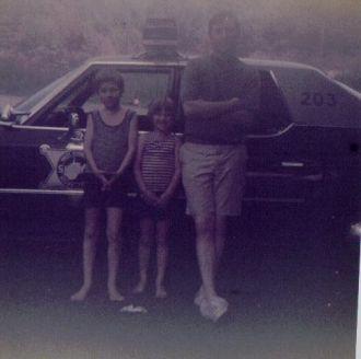 Ricky, Sonya & Pat Dent