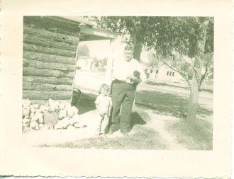 H.S. (Starling) Hood & Grandson