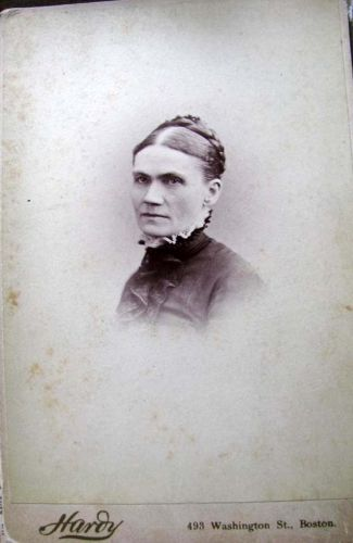 Aunt Kate Hanes