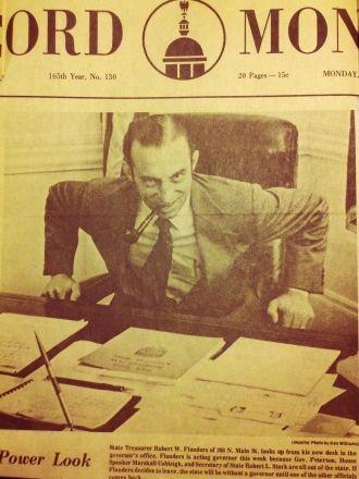 Robert W. Flanders, New Hampshire 1972