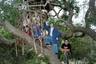 Jack Wilburn Hoch family