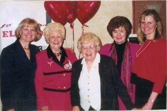 Joan (Bart) Mohr & family
