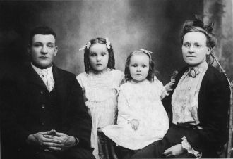 The Obed Wimpey Sears Family of Kansas